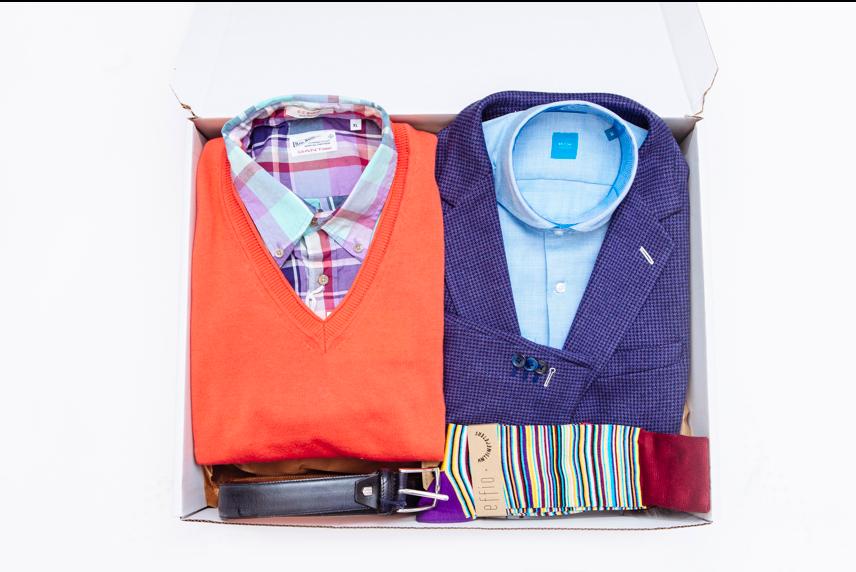 Smart casual kledingbox