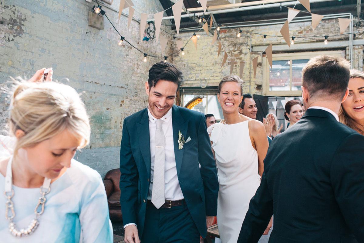 bruiloft kleding man