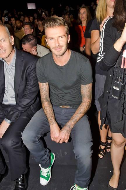David Beckham Fashion Style 2013 8 beste geklede voetba...