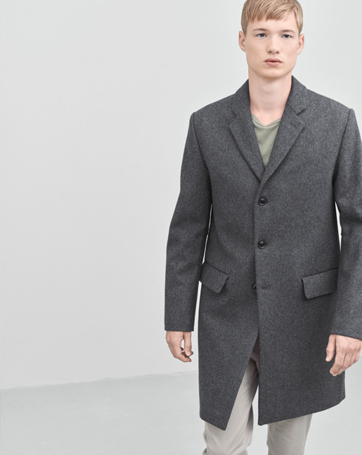 Mantel jas van Filippa K