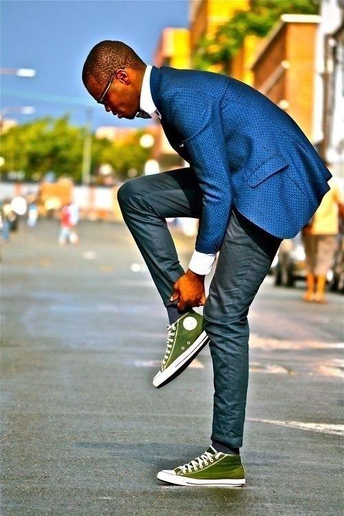 Kledingtips voor mannen: nice shoes