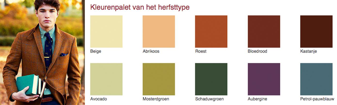 Kleuradvies voor mannen | House of Einstein blog