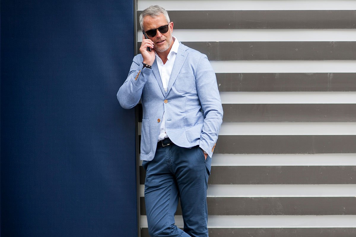 smart casual kledingstijl mannen