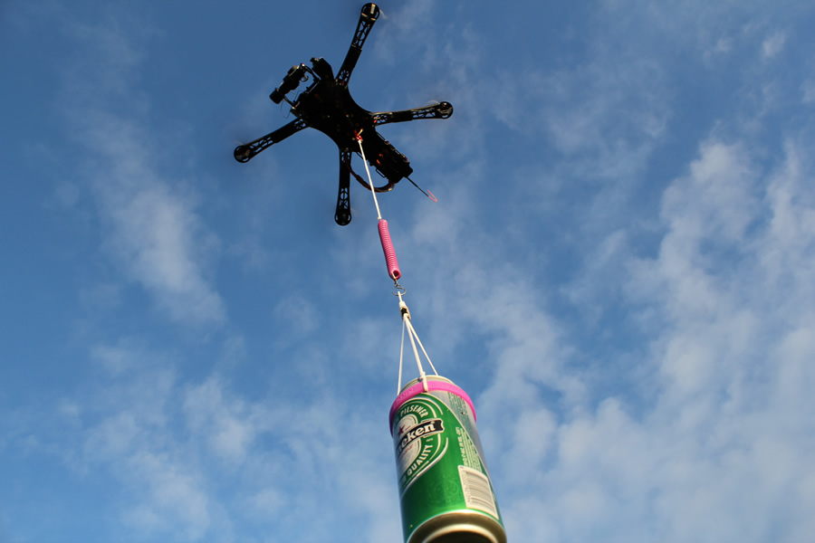 beer-drone