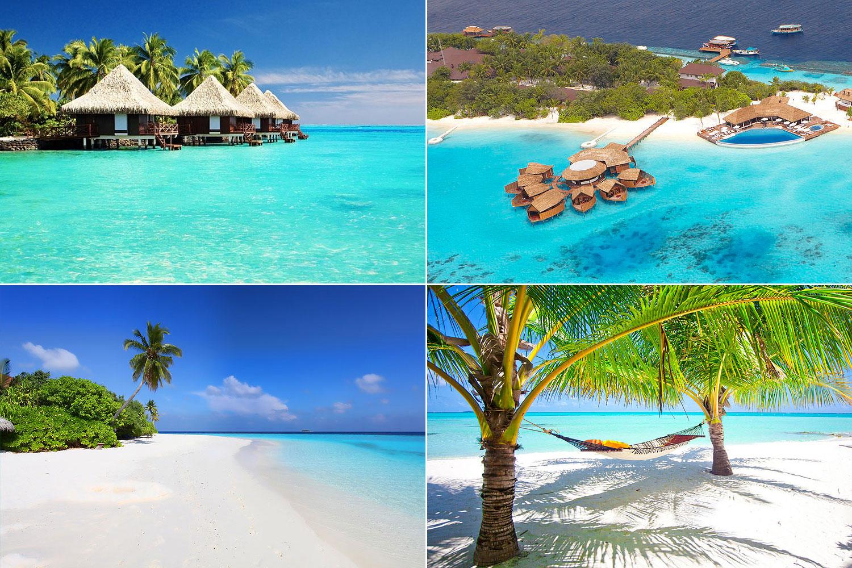 Mooiste vakantiebestemmingen