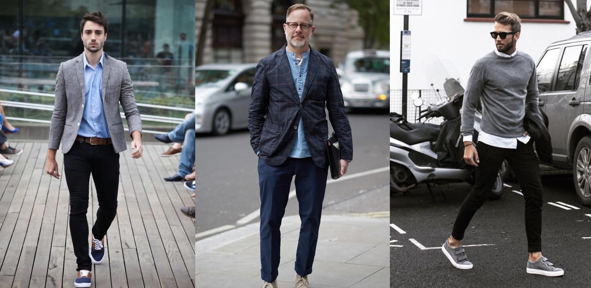 business casual kledingstijl