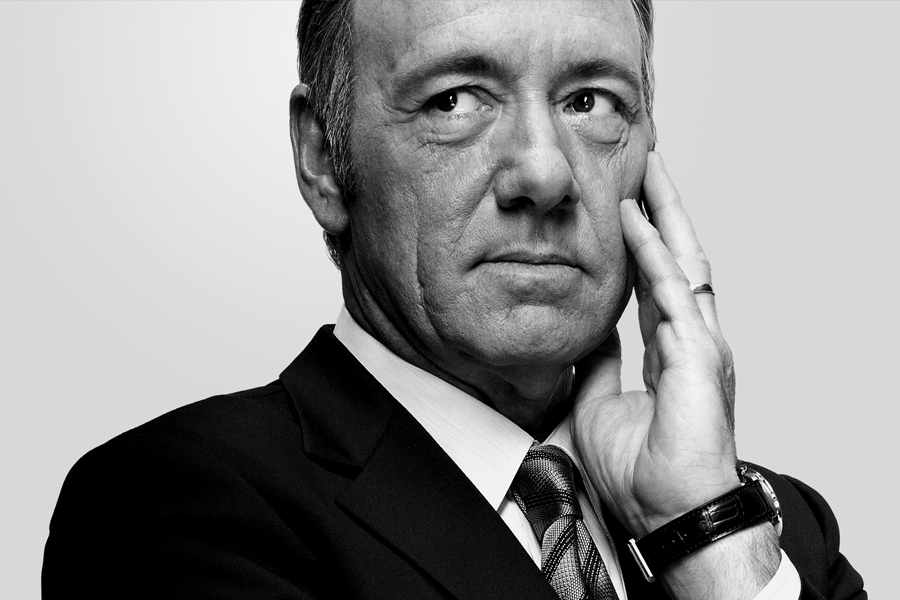 Frank Underwood tips