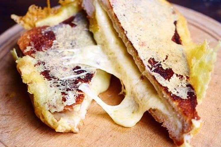 Jamie Oliver tosti