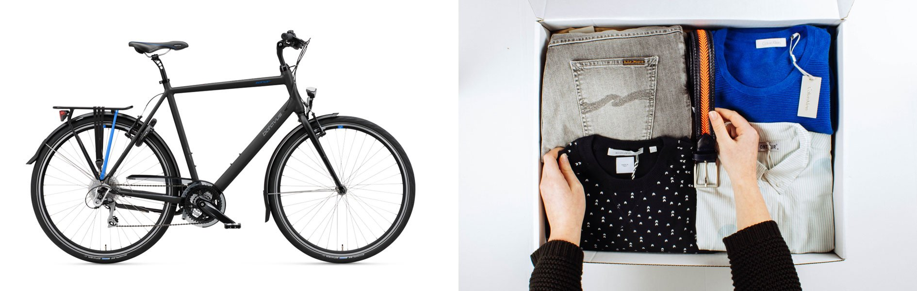 Fiets & Outfit