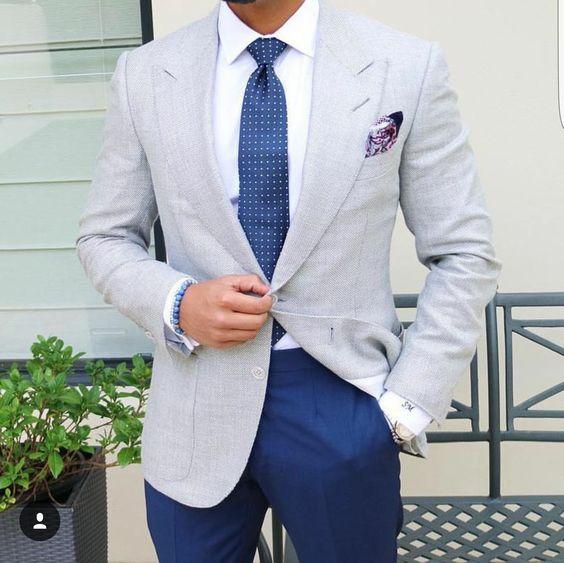 Summer chique dresscode voor mannen