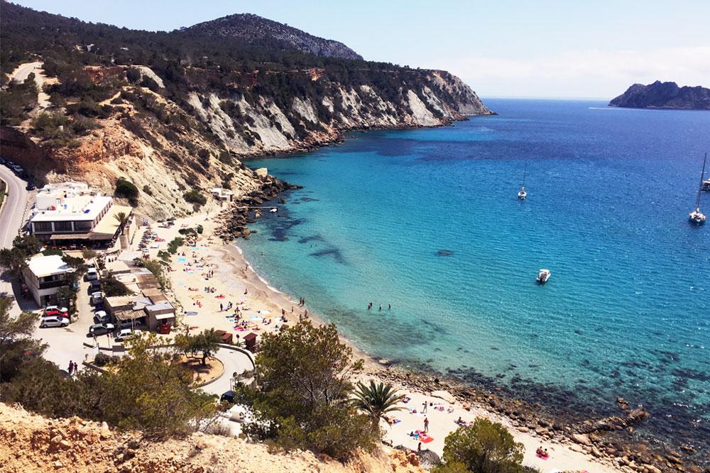 Ibiza hotspots Es Vedra