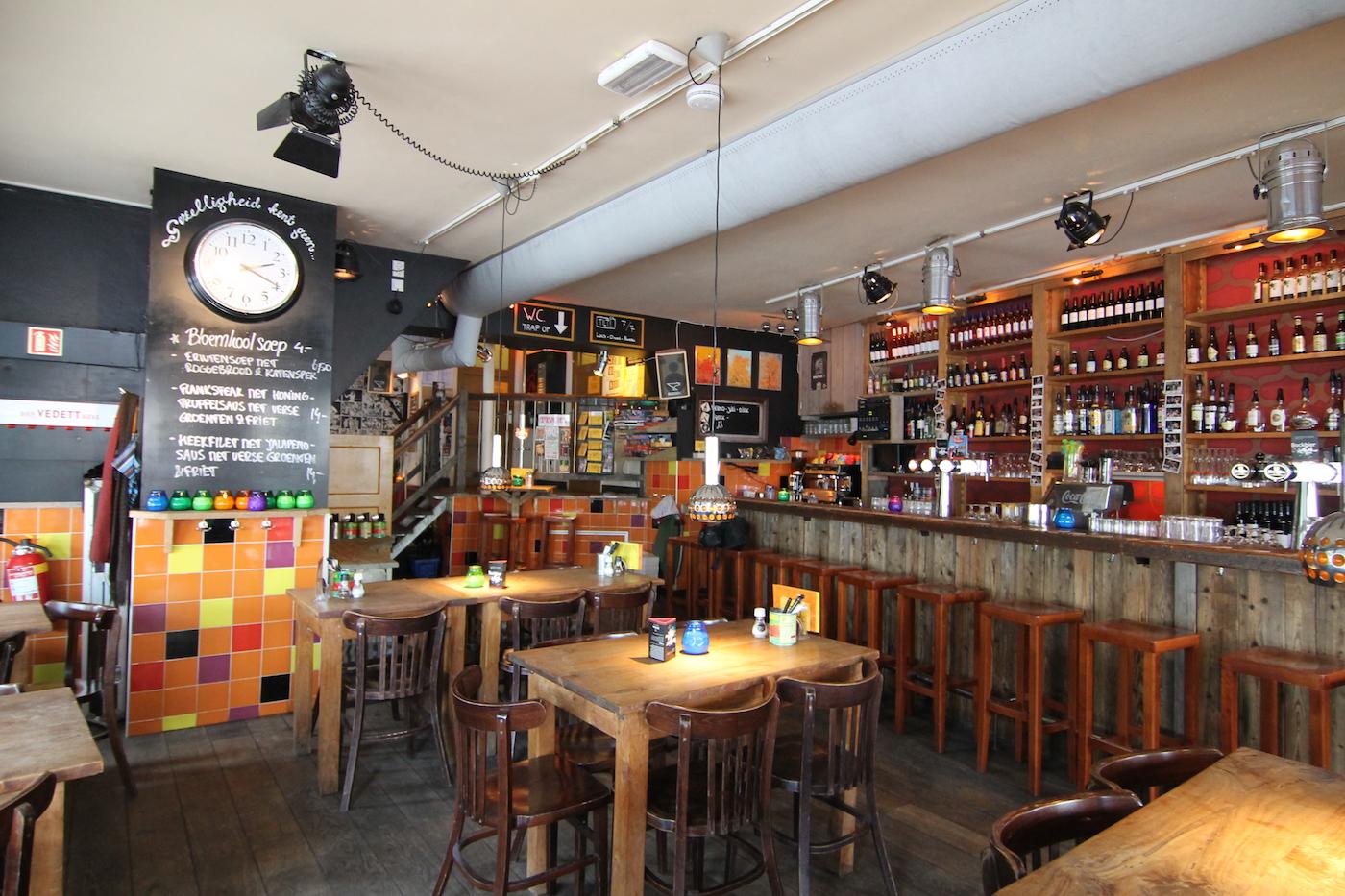 Café Tilt Utrecht