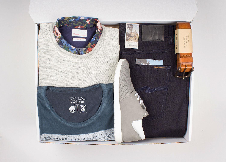 Duurzame kledingbox House of Einstein