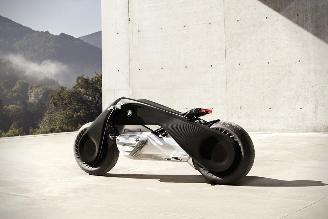 bmw motor zonder helm