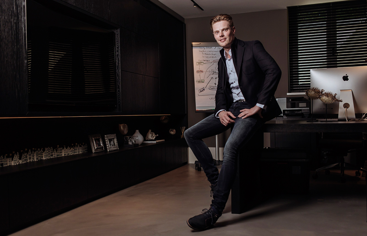 Marco Aarnink & KLM Huisjes