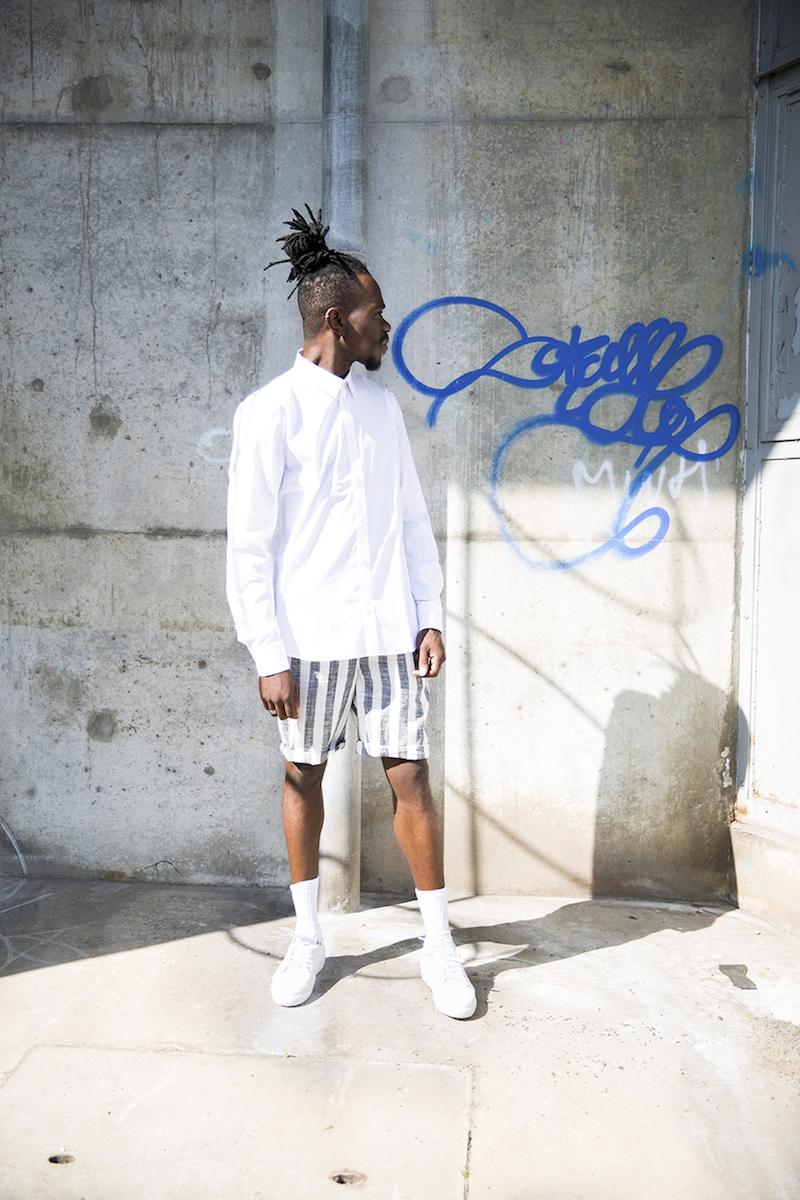 Shorts look