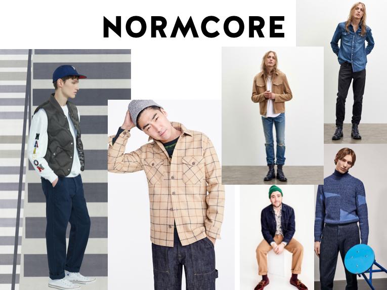 normcore herenkleding trends 2017