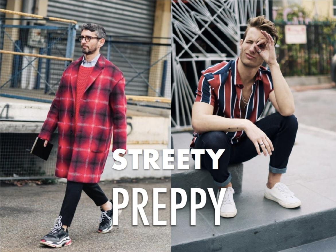 street preppy