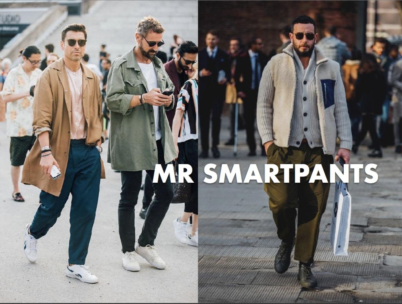 Mr. Smartpants
